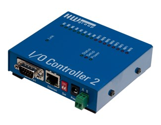 19-0585 - I/OController 8 digitala ingångar/8 digitala ut, RS232/485