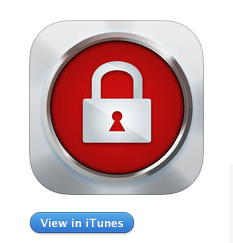 LockDown app iTunes